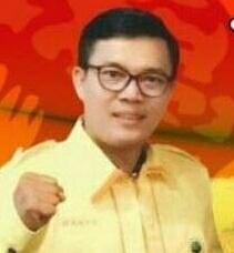 Calon Legislatif (Caleg) DPR RI Daerah Pemilihan (Dapil) DKI 3 Wilayah Jakarta Barat, Jakarta Utara dan Kepulauan Seribu dari Partai Berkarya, nomor 8, Ranto MH Manik