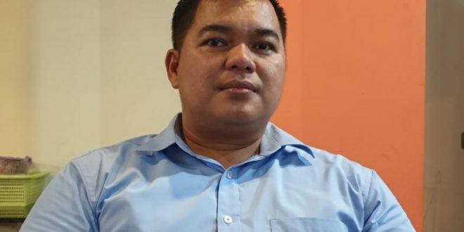 Wakil Ketua Umum Barpas Nasional Denny AK SH