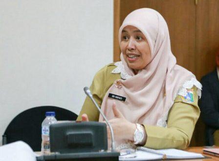 Asisten Perekonomian dan Keuangan Sekda DKI Jakarta, Sri Haryati