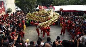 Festival Pecinan di Glodok, Jakarta Barat