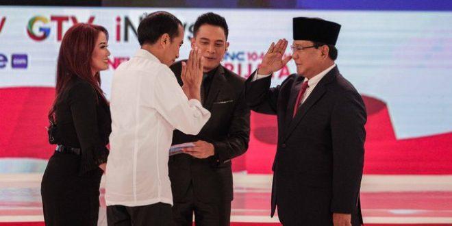 Jokow: Saya tak Masalahkan Tanah Prabowo