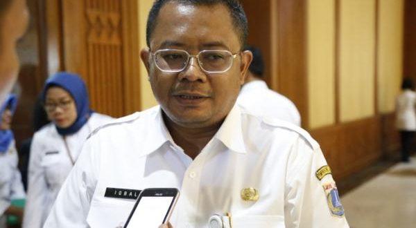 Sekretaris Kota (Sekko) Jakarta Pusat Iqbal Akbarudin.