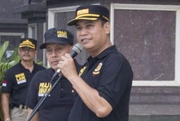 Kasatpol PP Jaksel Ujang Hermawan