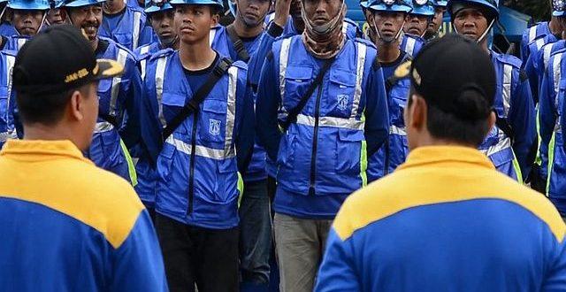 Suku Dinas Sumber Daya Air (Sudin SDA) Kota Administrasi Jakarta Selatan, akan membangun 32 pintu air di 2019. (humas)