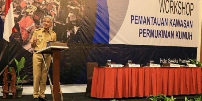Sejumlah program kerja Gubernur Jawa Tengah Ganjar Pranowo menekan AKI dan AKB di Jawa Tengah