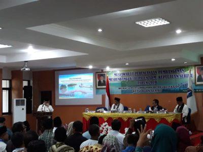 Anies Buka Musrenbang Kabupaten Kepulauan Seribu
