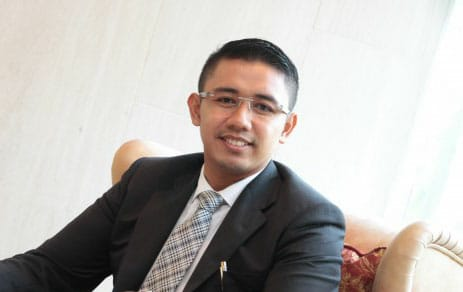 Cecep Muhamad Ketua F4WP