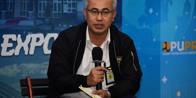 Direktur Jenderal Penyediaan Perumahan Khalawi AH. (oto)