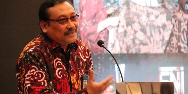 Kepala BSN Bambang Prasetya (vin)