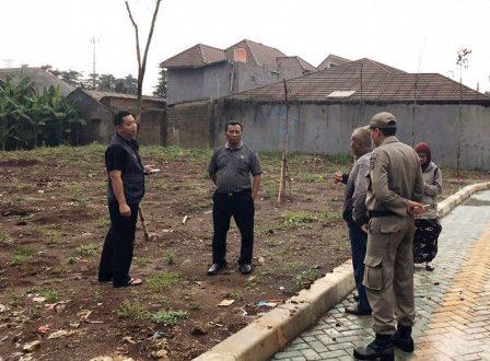 Suku Dinas Perumahan Rakyat dan Kawasan Permukiman (Sudin PRKP) Jakarta Selatan akan membangun dua Ruang Publik Terpadu Ramah Anak (RPTRA) di wilayah Jakarta. foto maruf