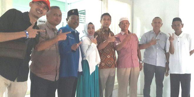 Deklarasi dukungan kepada pasangan calon Presiden dan Wakil Presiden nomor urut 02 Prabowo-Sandi.