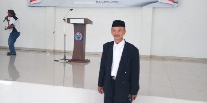 Pembina GNP Tipikor DPD Kota/Kabupaten Cirebon RH Wama Sondjaya