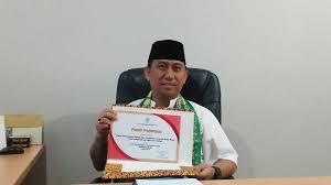 Kepala Unit Pelaksana PTSP Jakarta Selatan Muhammad Subhan