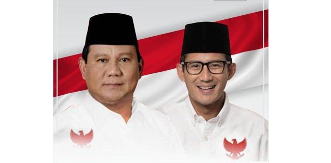 Prabowo Subinato-Sandiaga Uno