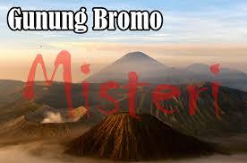 Gunung Bromo kini menjadi wisata alam di Probolinggo, Jawa Timur