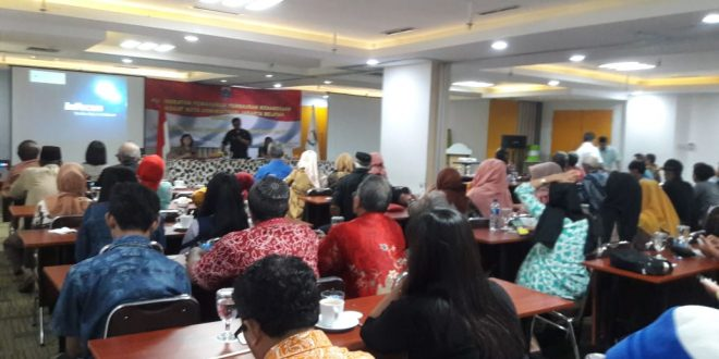 Suasana kegiatan Forum Pembauran Bangsa