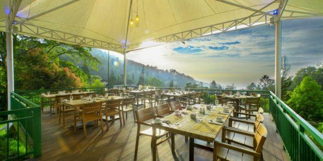Bisa jadi salah satu pilihan untuk staycation, Puncak Pass Resort hanya berjarak 25 menit dari Kebun Raya Cibodas dan 30 menit dari Taman Bunga Nusantara.