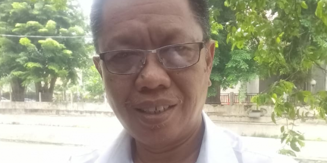 Wakil Ketua IV Baznas Kabupaten Cianjur Hilman Saukani